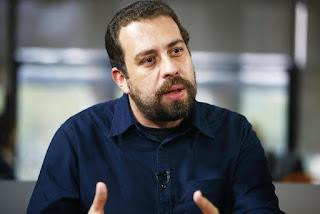 Guilherme Boulos se consolida como liderança nacional do PSOL
