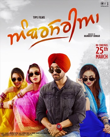 Ambarsariya 2016 Full HD  Punjabi Movie 1GB – 720p