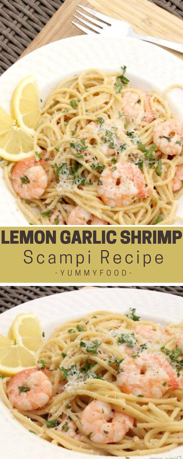 Lеmоn Garlic Shrimp Sсаmрі Rесіре