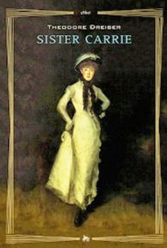 sister carrie libro