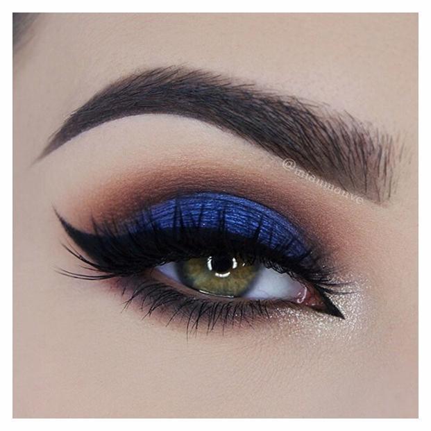 اجمل مكياج العيون ميك اب عيون بالطريقة الصحيحة