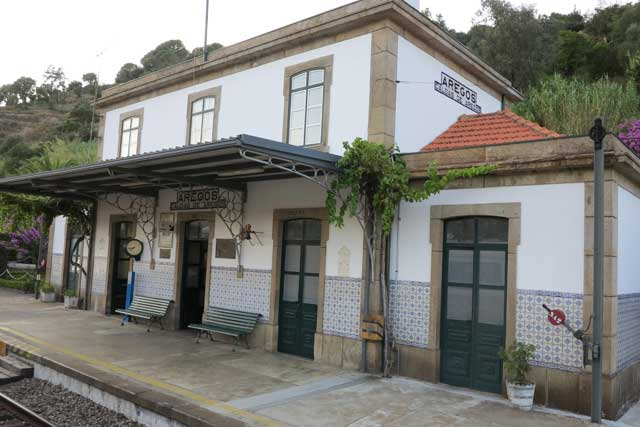 Aregos Station