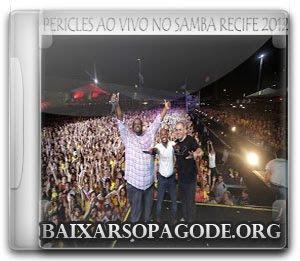 Péricles – Ao Vivo no Samba Recife (30-09-2012)