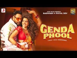 Genda Phool Lyrics in Hindi - Badshah