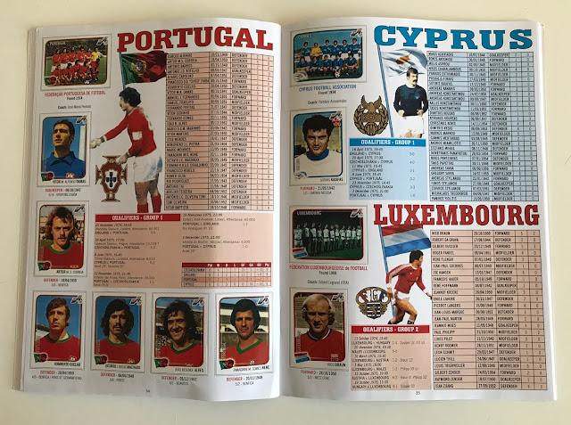 Figurine Portogallo Euro76