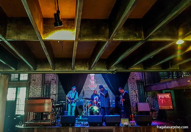 BB King's Blues Club, Nova Orleans