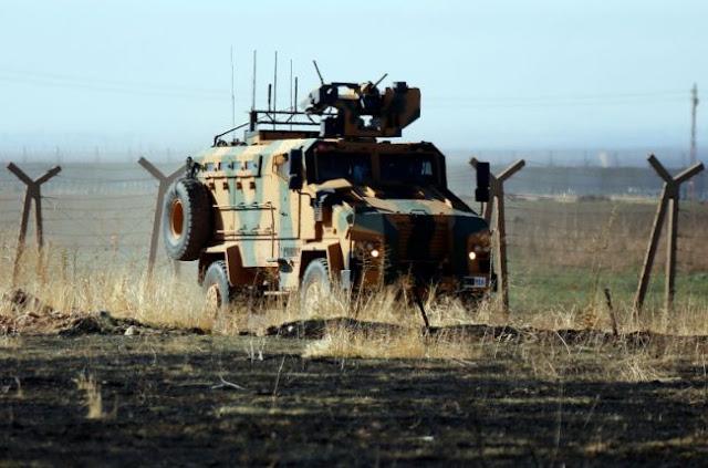Τουρκία: «Δε θα επαναλάβουμε στρατιωτική επιχείρηση στη Συρία»