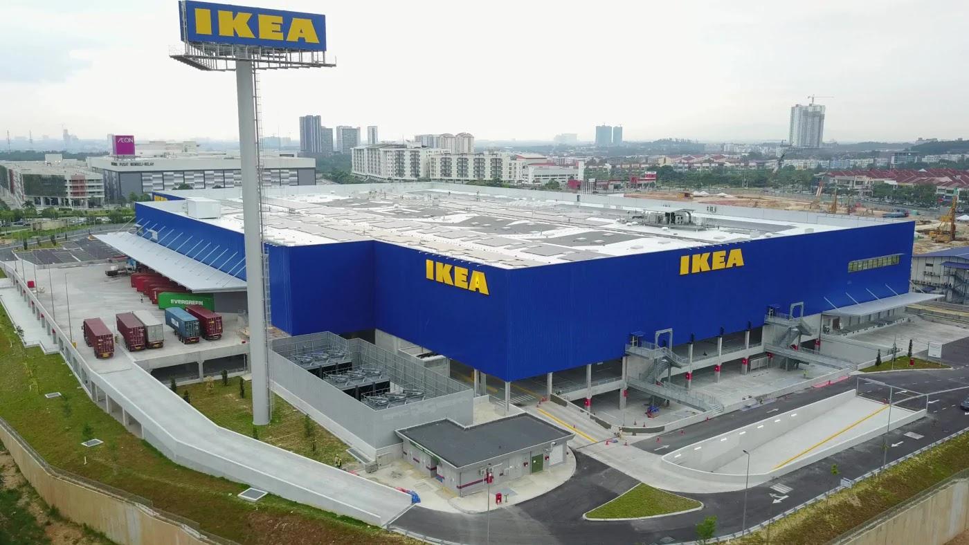 Beli Perabot IKEA Kini Lebih Mudah Melalui Personal Shopper IKEA Johor, NF Imtiyaz Enterprise