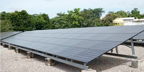 Solar PV system to power the Sabon Birni hospital and mosque in Sokoto