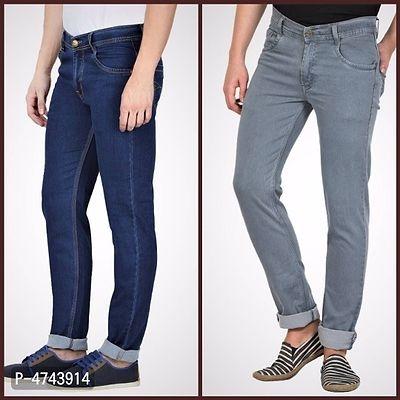 Mens Denim Jeans Combo of 2 Online Shopping | Denim Jeans For Men Pack of 2 Online | Mens Denim Jeans Online Shopping | Online Shopping |