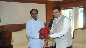 Telangana, Maharashtra ink MoU for five irrigation projects