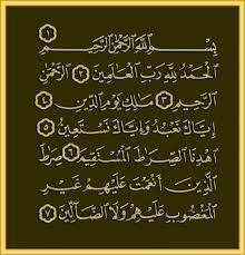 Amalan Mustajab ! Membaca Wirid Surat al-Fatihah Untuk Segala Hajat