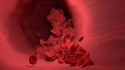 Blood transfusion process