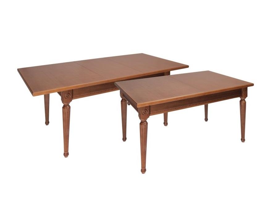 Мастерская Царь-Мебель | Кухни Омск | Стол обеденный Лекс-3 | #всёпоцарски | #царьомск