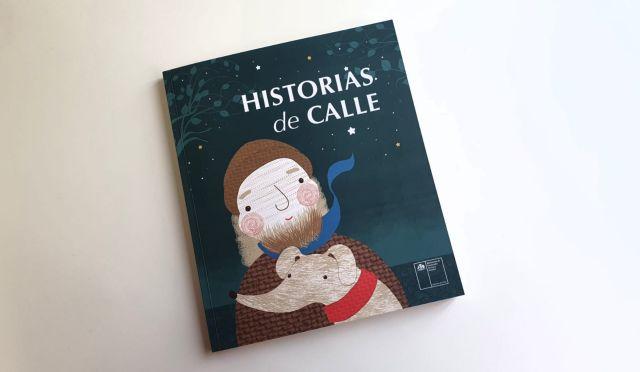 """Libro """"Historias de calle"""""""
