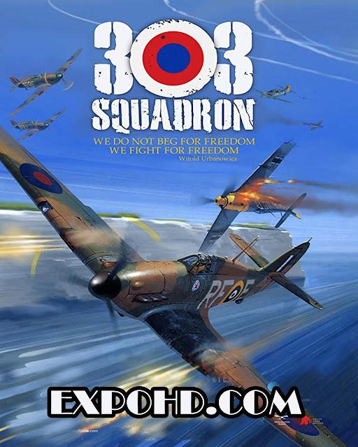 Squadron 303 2018 IMDb 720p   1080p   HDRip x265 ACC 1.3Gb
