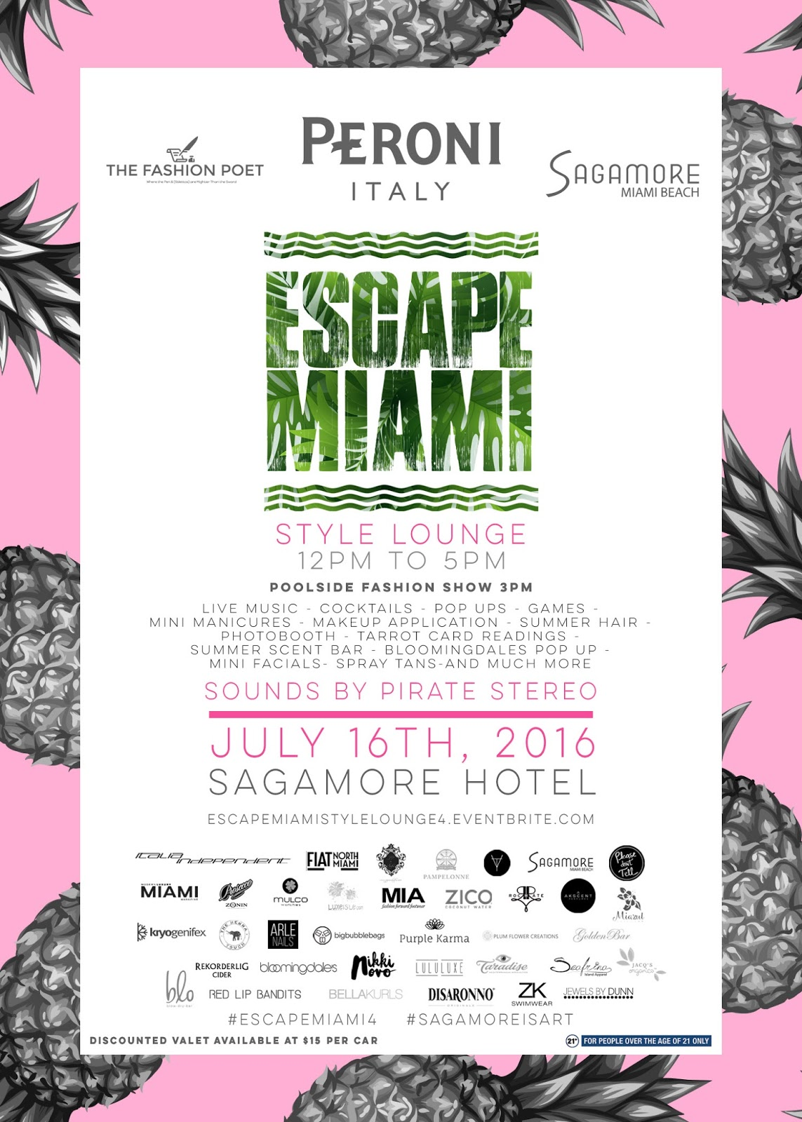 Miami Swim Week, Escape Miami 2016, Swim Week 2016, Miami Fashion Blogger, fashion blogger, style blogger, fashion blog, swimwear, summer style, Miami style, summer fashion