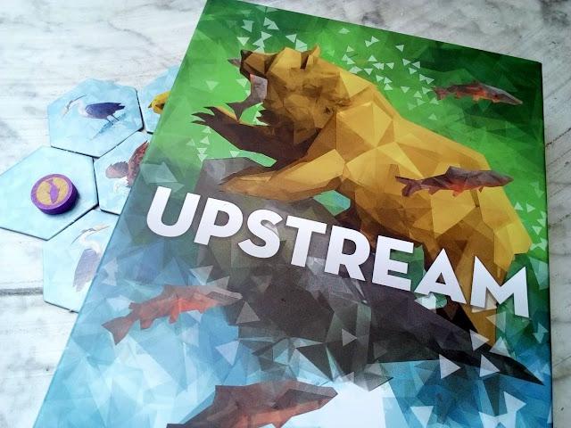 """""""Upstream"""", controcorrente con i salmoni"""
