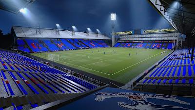 PES 2021 Stadium Selhurst Park