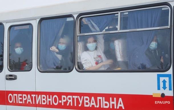 """Озвучена """"географія"""" евакуйованих українців"""
