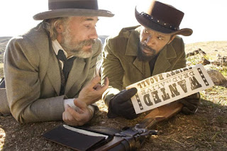Django Unchained 2012 Jamie Fox Christoph Waltz