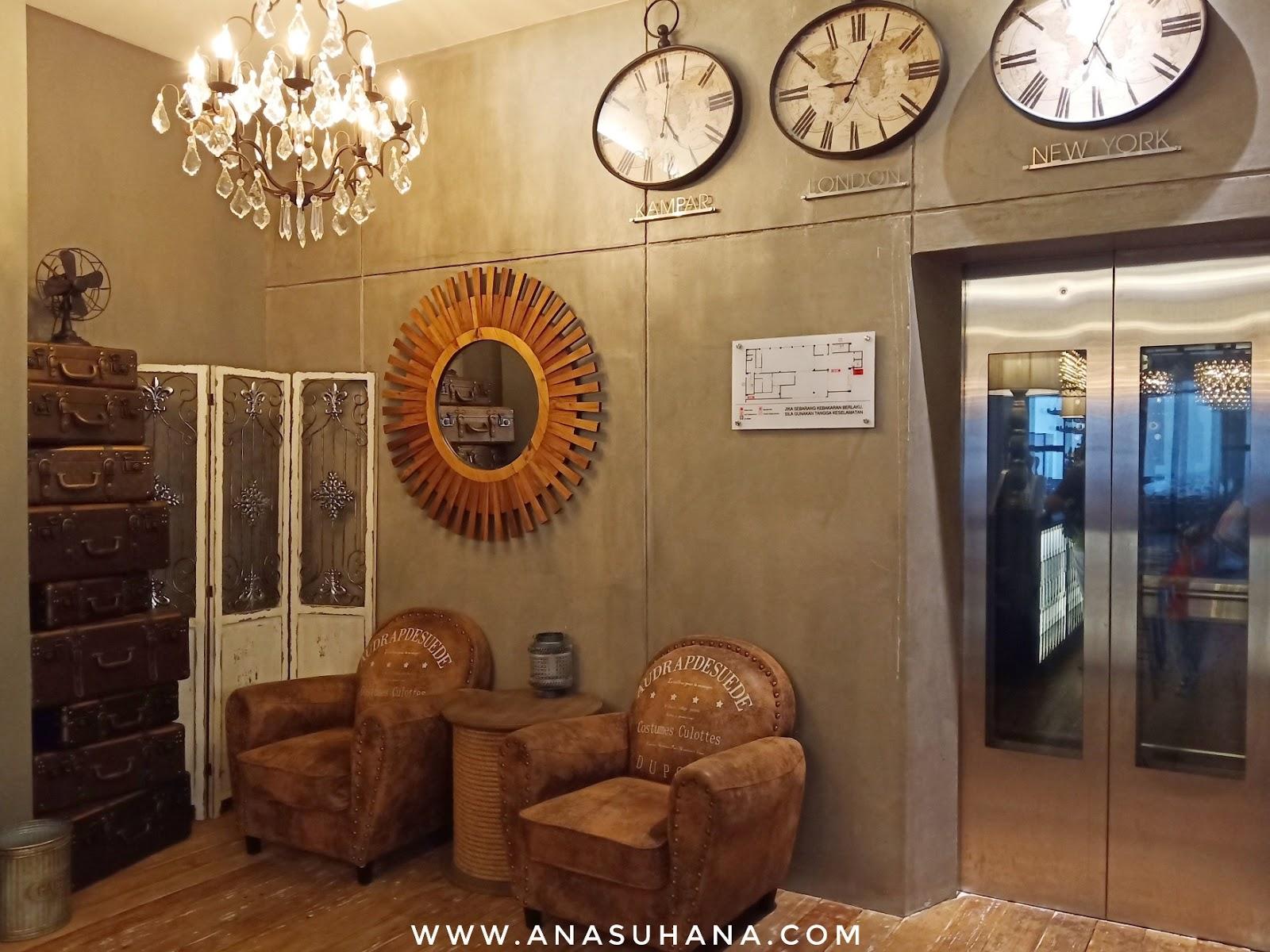 The Kampar Boutique Hotel