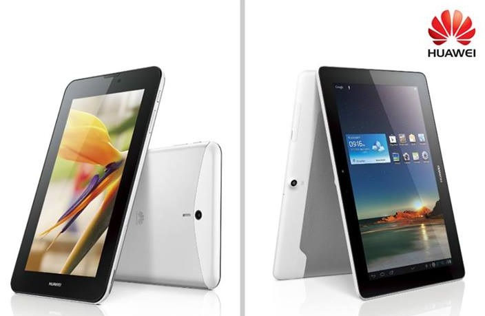 Huawei MediaPad 7 Vogue and MediaPad 10 Link: Price, Specs and Availability in the Philippines