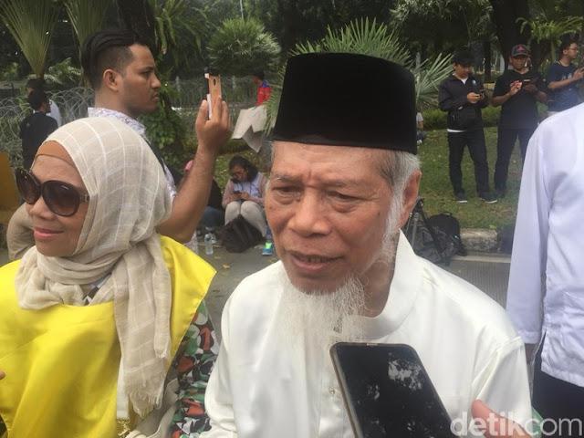 Pimpin Aksi Demo, Eks Penasihat KPK Ingatkan Independensi MK