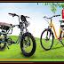 Castiga 10 biciclete electrice Pegas