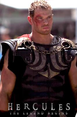 Kellan Lutz în rolul Hercules