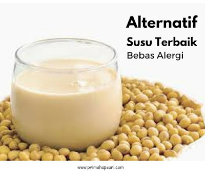 Susu bebas pemicu alergi