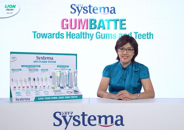systema gumbatte towards healthy gums and teeth, systema gumbatte, kempen systema, lion corporation, kempen csr systema, klinik mda, kesihatan gigi