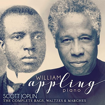Scott Joplin: The Complete Rags, Waltzes & Marches,   William Appling, Piano, on 4 CDs