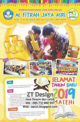 Template Kalender Anak - Contoh Gambar Template