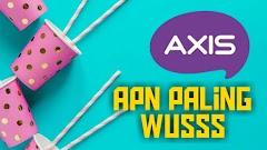 Daftar Apn Axis 4G Tercepat, Stabil Dan Paling Ngebut 2019