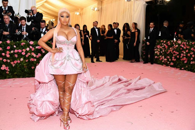Nicki Minaj Shares 1st Photo of Her Baby Boy