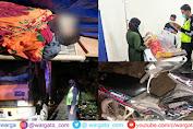Kecelakaan Maut di Jalur Trans Sulawesi, Sat Lantas Polresta Mamuju Amankan Barang Bukti
