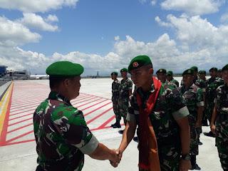 Mantab, 2 SSK Pasukan Yonzipur 18/YKR Lengkapi Seribu Personel Rehab Rekon Tambahan