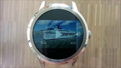 تطبيق Video Gallery لتشغيل الفيديوهات على الساعات الذكية