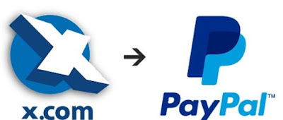 X.com Menjadi Paypal Setelah Akusisi