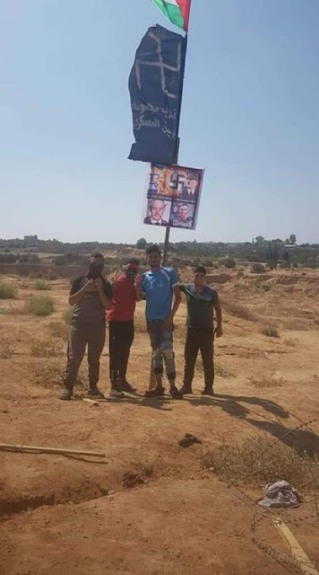 Palestiniens nazis, BDS,