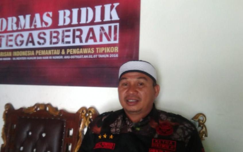 Ormas Bidik  Kuak Dugaan Mark Up Proyek Gorden RSUD ZAPA Waykanan, Berkas ke Kejati Lampung