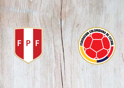 Peru vs Colombia -Highlights 04 June 2021