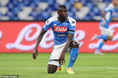 Ông chủ Napoli tự tin chốt giá Koulibaly 100 triệu euro