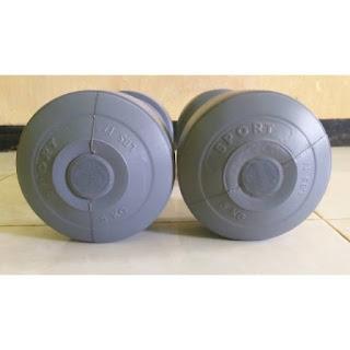 Dumbell merk sport 5kg