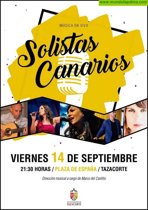Solistas Canarios en Tazacorte