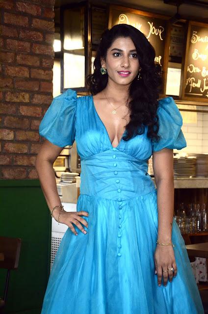 Anchor Vishnupriya Bhimeneni Photos At The Baker And The Beauty Movie Launch