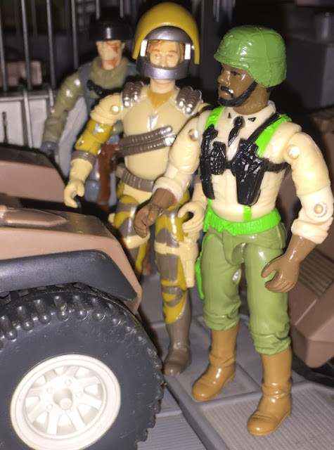1993 Col Courage, Battle Corps, 1990 Sky Patrol Airwave, 1990 Bullhorn, 1984 VAMP Mark II