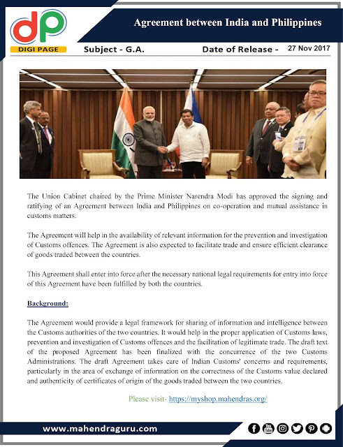 Agreement between India and Philippines-Eng
