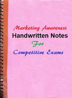 marketing-awareness-note-pdf
